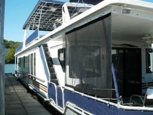 Houseboat 2002 Stardust