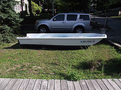 GAMEFISHER BOAT, 14FT FIBERGLASS,1976,SEA SKIFF, JON BOAT,FISHING BOAT