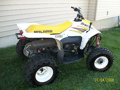 2003 POLARIS SCRAMBLER 250 AUTOMATIC ATV