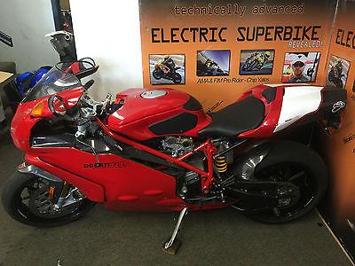 Ducati : Superbike 2005 ducati 999 r superbike