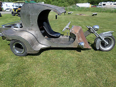 Other Makes :  custom build trike custom home built trike  3 wheel  motorcycle
