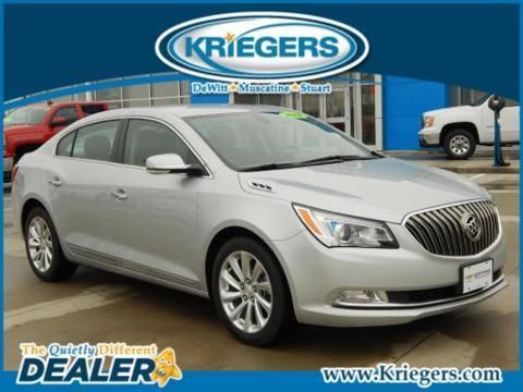 buick lacrosse iowa cars for sale. Black Bedroom Furniture Sets. Home Design Ideas