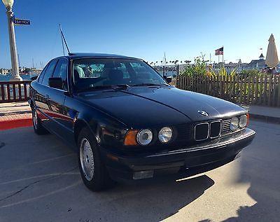 BMW : 5-Series 525i 1992 bmw 525 i e 34 5 speed beautiful