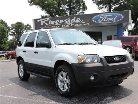 2007 FORD ESCAPE 4 DOOR SUV