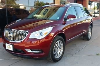 Buick : Enclave Leather Sport Utility 4-Door 2015 buick enclave leather sport utility navigation rear video save