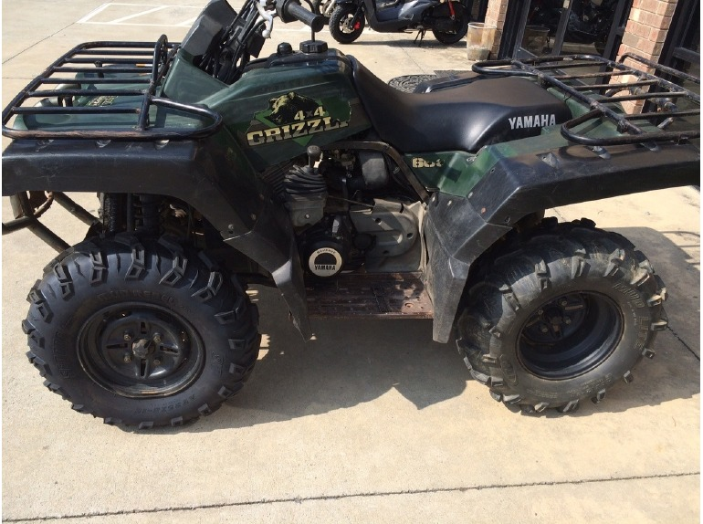 1998 grizzly 600 motorcycles for sale for Yamaha grizzly 600