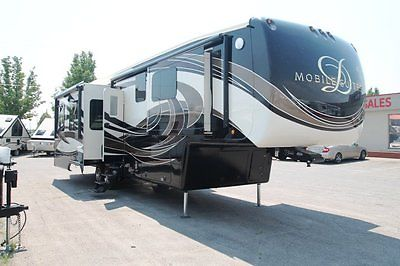 New DRV Mobile Suites 38RSSA RV Shipping Included Warranty Money Back Gaurantee