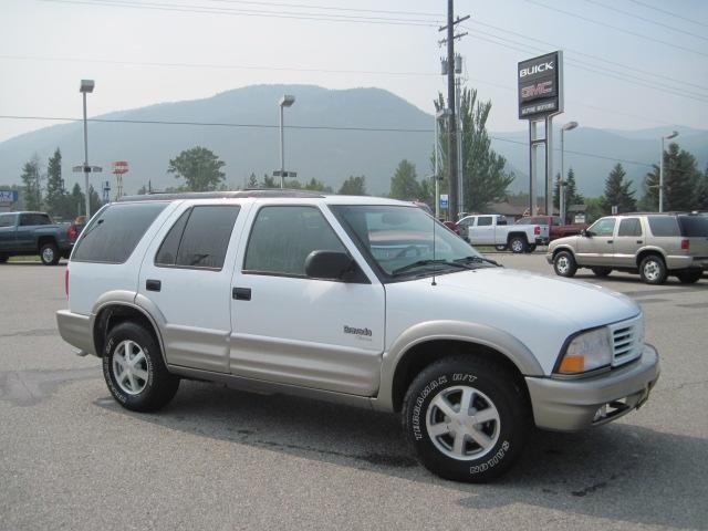 1999 Oldsmobile Bravada 4 Dr. Wagon
