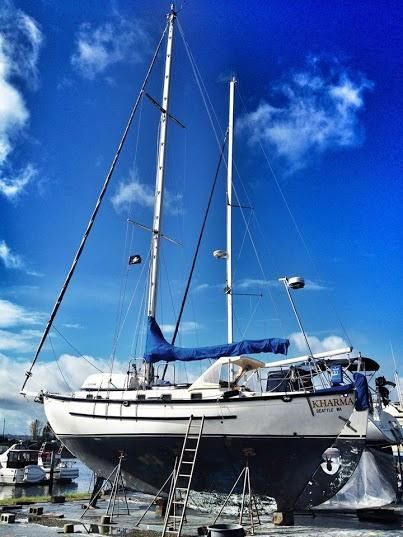 38' 1976 Blue Water Boats Ingrid 38 Cutter