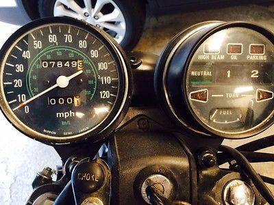 Honda : CB 1978 750 a hondamatic