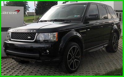 Land Rover : Range Rover Sport HSE 2012 hse used 5 l v 8 32 v automatic 4 wd suv moonroof premium