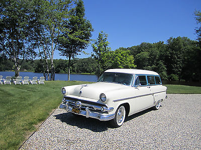 Ford : Other 1954 ford ranch wagon