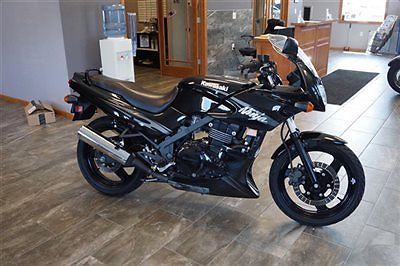 Kawasaki : Ninja EX500D 2009 ninja 500 ex ex 500 black blowout price make offer