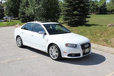 Audi : S4 Sedan 2007 audi s 4