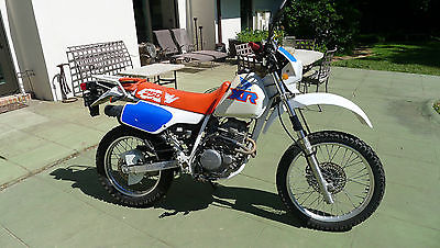 Honda : XR HONDA XR250L Dual Sport Motorcycle--Use On Road or Off-Excellent Condition