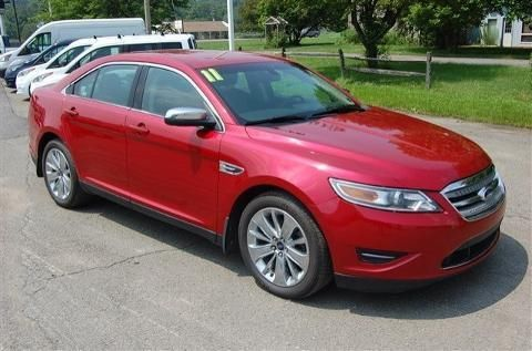 2011 FORD TAURUS 4 DOOR SEDAN