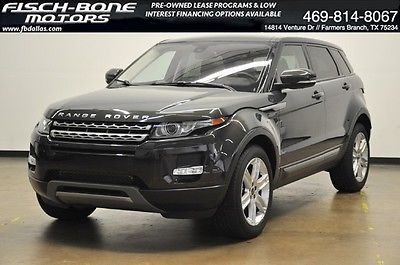 Land Rover : Range Rover Pure Plus 12 evoque pure plus heated leather pano roof nav back up cam bluetooth warranty