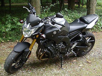 Yamaha : FZ 2012 yamaha fz 8 naked sport bike