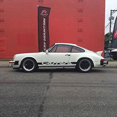 Porsche : 911 Carrera Coupe 2-Door 1988 porsche 911 carrera g 50 coupe 2 door 3.2 l