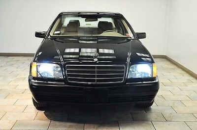 Mercedes-Benz : S-Class S500 S 500 1999 mercedes benz s 500 last year made carfax certified