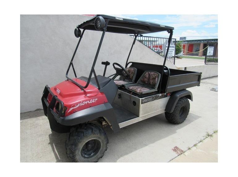 2002 Club Car PIONEER