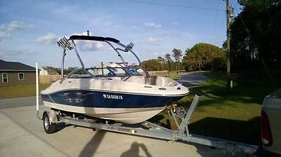 2007 SeaRay 185 with Wakeboard Tower