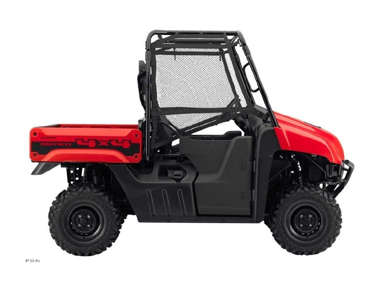 2011 Honda Big Red (MUV700)