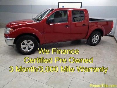 Nissan : Frontier SE 2WD Crew Cab 10 frontier se 2 wd crew automatic 4.0 v 6 warranty we finance 1 texas owner