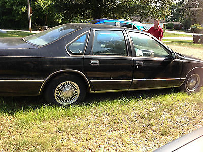 1996 Chevrolet Caprice Classic Cars for sale