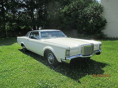 Ford : Other 1969 classic lincoln mark lll