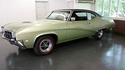 Buick : Skylark Gran Sport 350 1969 buick skylark gs coupe