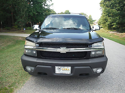 Chevrolet : Avalanche Avalanche 2003 chevy avalanche excellent condition ice cold a c