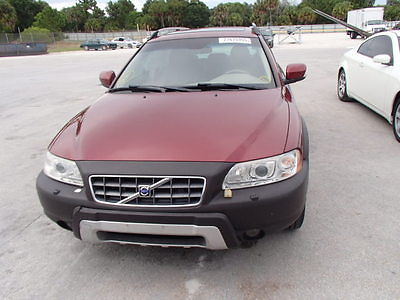 Volvo : XC70 xc70 2007 volvo xc 70 for sale like new lightly damaged excellent condition