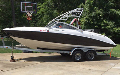 Yamaha 23 jet boat boats for sale for Yamaha jet boat reliability