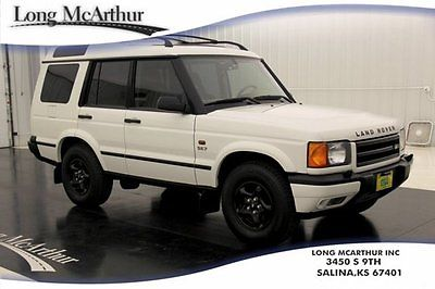 Land Rover : Discovery Series II Certified 4X4 V8 Remote Start Sunroof 2001 series ii certified 4.0 v 8 4 wd suv moonroof premium
