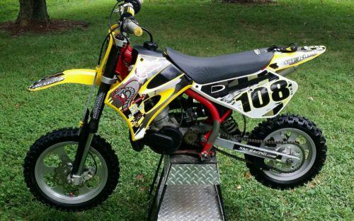 Other Makes : CX50 Senior 50cc 2011 king cobra senior 50 cc cx cx 50 race bike motocross great condition
