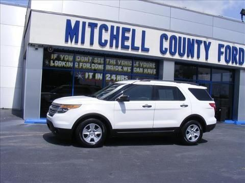 2013 Ford Explorer RVs for sale