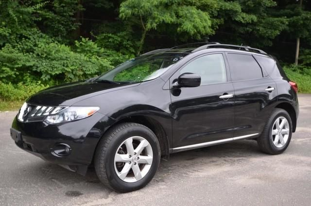 2010 nissan murano suv sl cars for sale. Black Bedroom Furniture Sets. Home Design Ideas
