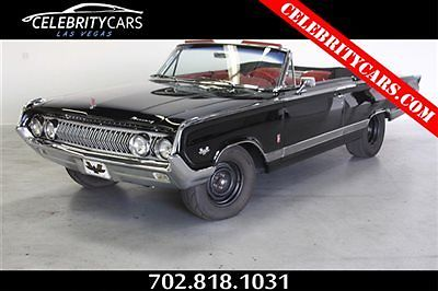 Mercury : Other 1964 Mercury Park Lane Convertible W/ 427 SOHC HEM 1964 mercury park lane convertible w 427 sohc hemi cammer 661 hp 5 speed
