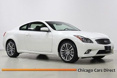 Infiniti : G x Sport 12 g 37 xs sport coupe gps navigation premium package hid one owner epic awd auto