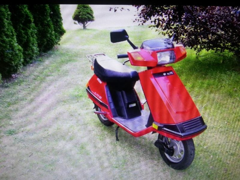 Honda Elite 80 Scooter