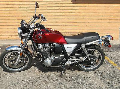 Honda : CB 2013 honda cb 1100 d new