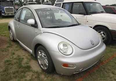 Volkswagen : Beetle-New GLS 1999 volkswagon beetle