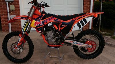 KTM : SX 2013 1 2 ktm 450 sxf factory eddition