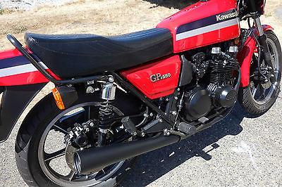 Kawasaki : Other 1981 kawasaki gpz 550 w 4182 miles