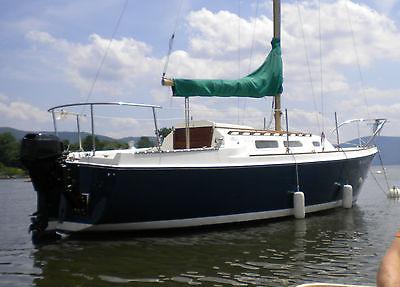 25 Oday Sailboat
