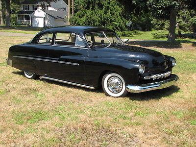 Mercury : Monterey Coupe 1951 mercury coupe mild custom