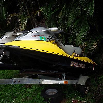 2003 Seadoo GTX Supercharged Sea Doo