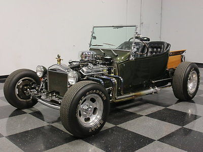 Ford : Other PEDIGREED T-BUCKET, BUILT BY A WEST-COAST LEGEND, NOT YOUR TYPICAL HOT-ROD!!