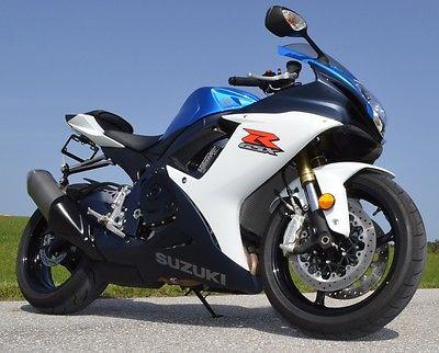 Suzuki : GSX-R MINT COND! 2011 SUZUKI GIXXER GSX-R 750 GSX-R750L1, ONLY 1,055 MILES!